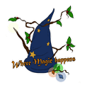 Where Magic happens Logo