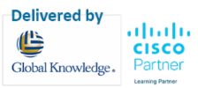 Cisco Learning Associate Partner & delivered by Global Knowledge als Cisco Learning Specialized Partner