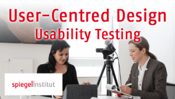 Certified Professional for Usability and User Experience – Usability Testing and Evaluation (CPUX-UT) - von Spiegel Institut - quofox