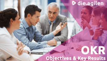 Objectives & Key Results (OKR) - Intensivkurs - of die.agilen GmbH - quofox