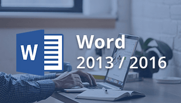 Microsoft Word 2013/2016: Professionelle Formatierung - from Susanne Mies-Roshop - quofox