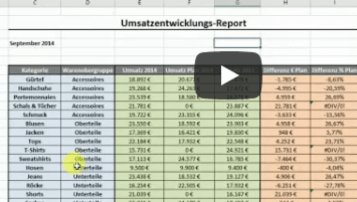 Reporting und Dashboards mit Excel - from Kristoffer Ditz - quofox