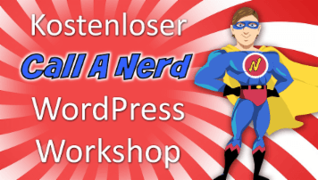 WordPress Basis Workshop - of Call a Nerd - quofox