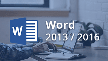 Microsoft Word 2013/2016: Formularerstellung - from Susanne Mies-Roshop - quofox