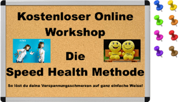 Die Speed Health Methode - Kostenloser Online Workshop - of Hartmut Knorr - quofox