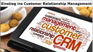 Einstieg ins Customer Relationship Management - of Kristoffer Ditz - quofox