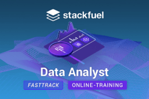 Data Analyst - online course in part time - of StackFuel GmbH  - quofox